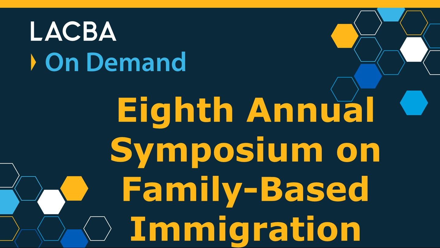 Immigration On Demand Program 4/30/16